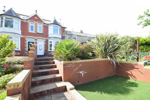3 bedroom terraced house for sale - 24 Pen-Y-Fai Road, Aberkenfig, Bridgend, Bridgend County Borough, CF32 9AA