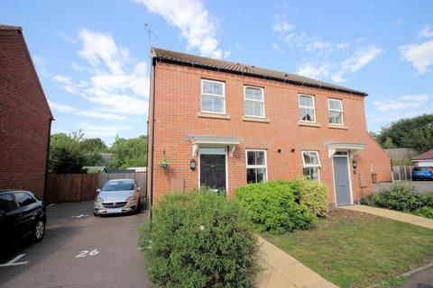 2 bedroom semi-detached house for sale - Raynesford Close, Quorn