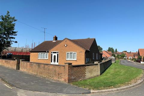 3 bedroom detached bungalow for sale - Tyson Close, Off Marsh Lane, Barton Upon Humber, North Lincolnshire, DN18