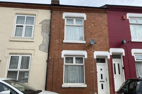 2 bedroom terraced house to rent - Diseworth Street, Leicester
