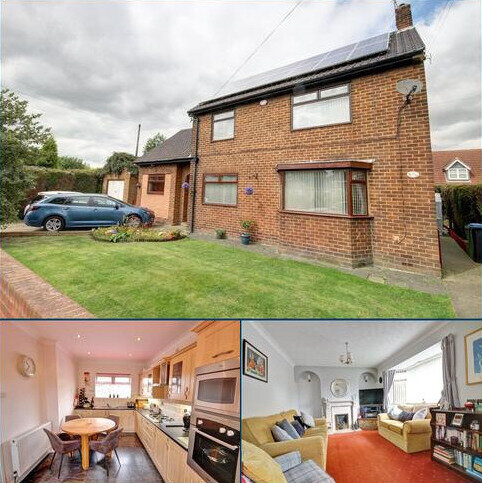 3 bedroom detached house for sale - Wear View, Byers Green, Spennymoor, DL16