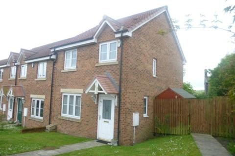 3 bedroom terraced house to rent - Tyelaw Meadows, Shilbottle, Northumberland