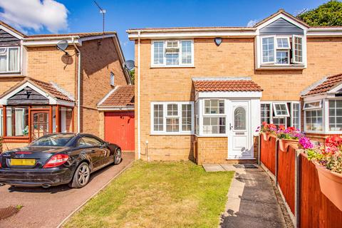 2 bedroom semi-detached house for sale - Fellowes Close, Hayes