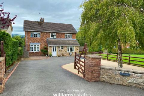 4 bedroom detached house for sale - Graigfechan, Ruthin