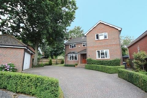 5 bedroom detached house for sale - Firs Drive, Hedge End, SO30 4QL