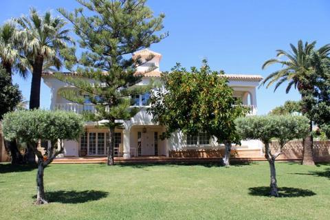 8 bedroom villa - Cabo roig, Alicante