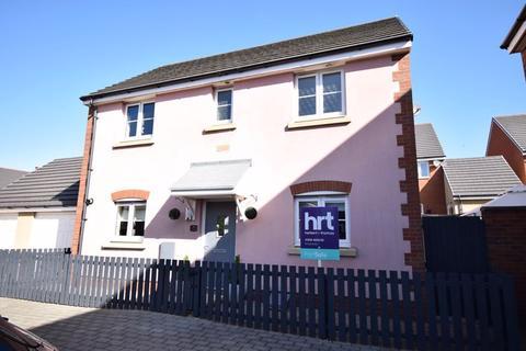 3 bedroom detached house for sale - 11 Lon Yr Ardd, Coity, Bridgend, CF35 6EZ