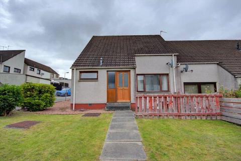 2 bedroom end of terrace house for sale - 63 Deas Avenue, Dingwall, IV15 9RJ