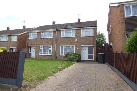 3 bedroom semi-detached house to rent - Radnor Road, Luton, LU4 0UG