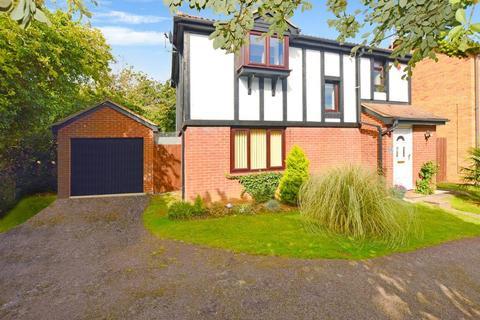 3 bedroom detached house for sale - Bellerby Rise, Lea Meadows, Luton, Bedfordshire, LU4 9DU