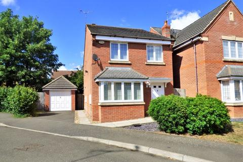 3 bedroom detached house for sale - Breezehill, Northampton
