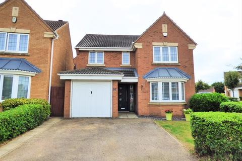 4 bedroom detached house for sale - Walkers Way, Northampton