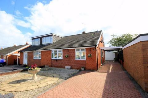 2 bedroom semi-detached bungalow for sale - Heath Gardens, Stone
