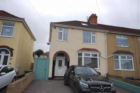 4 bedroom end of terrace house for sale - Northfield Road, Bristol