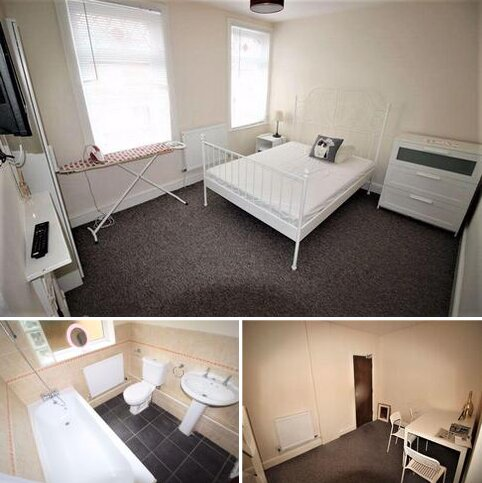 3 bedroom house share to rent - Fully furnished en-suite room to let, all bills included, Town Centre, Rosebery Street