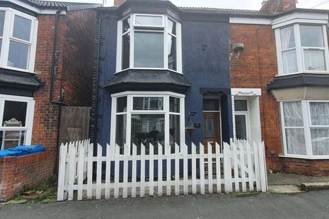 3 bedroom end of terrace house for sale - Edgecumbe Street, Hull