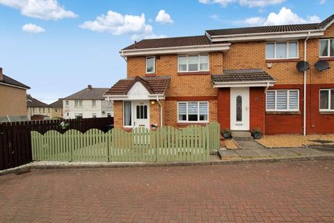 3 bedroom end of terrace house for sale - Cross Stone Place, Motherwell