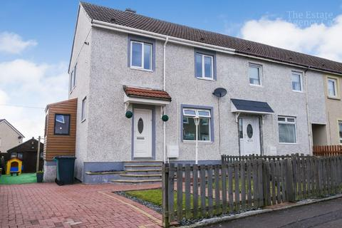2 bedroom end of terrace house for sale - Burn Crescent, Chapelhall, Airdrie