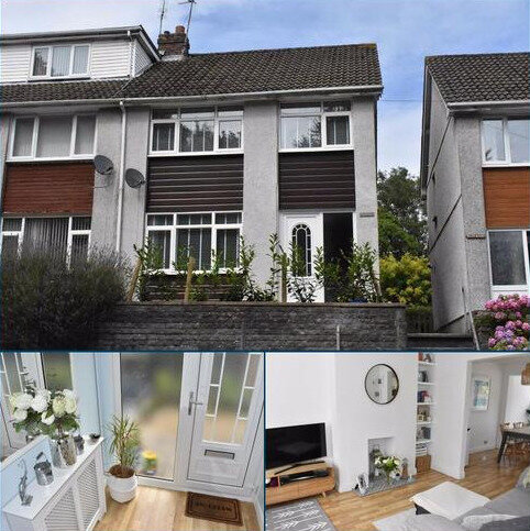 3 bedroom semi-detached house for sale - Waunarlwydd Road, Cockett, Swansea