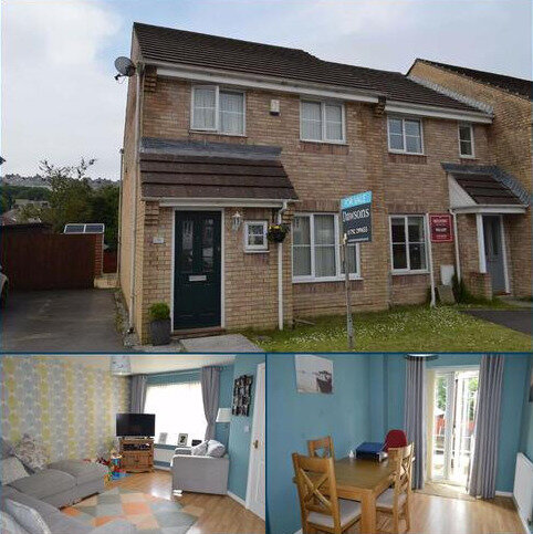 3 bedroom end of terrace house for sale - Eastfield Close, Cockett, Swansea