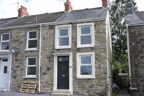 2 bedroom end of terrace house for sale - Cwmgarw Road, Upper Brynamman, Ammanford