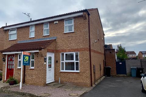 2 bedroom semi-detached house for sale - Piccadilly Way, Morton, Bourne, PE10