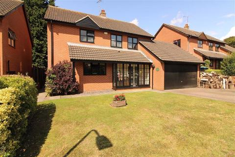 4 bedroom detached house for sale - Southfield Close, Scraptoft