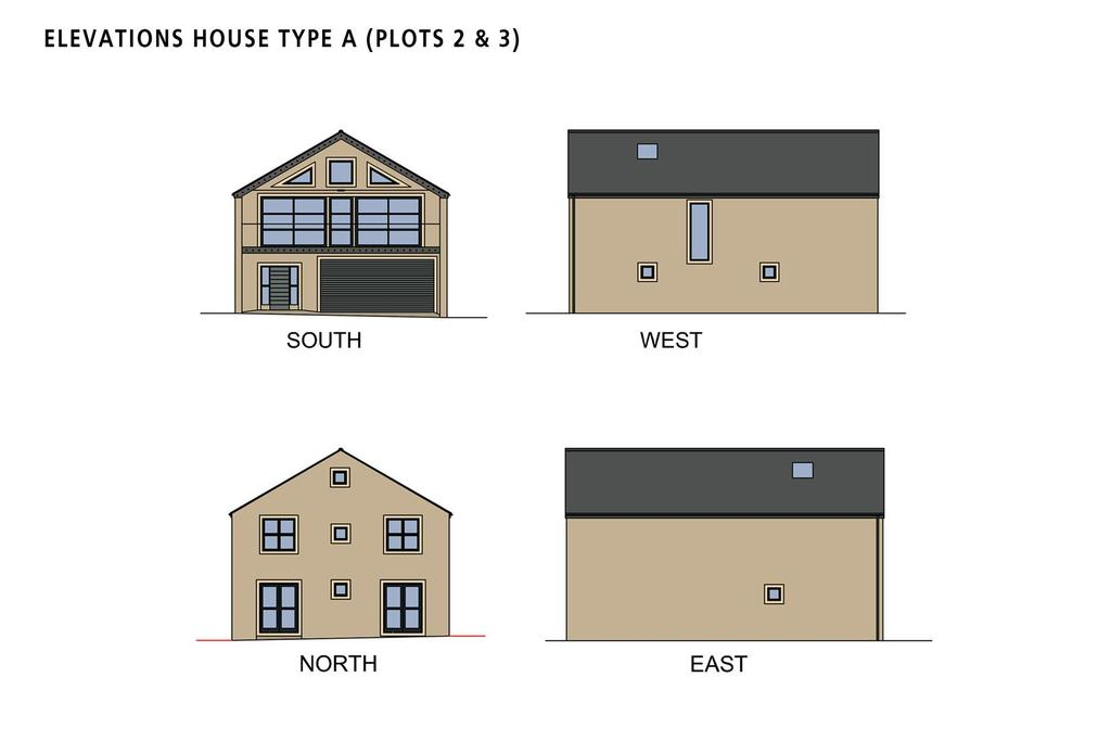Type A Elevations