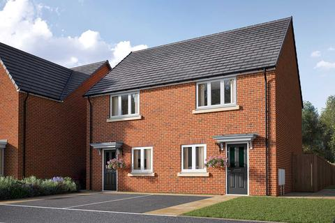 2 bedroom semi-detached house for sale - Plot 180, The Harcourt at Mowbray View, Sowerby Gate, Thirsk, Yorkshire YO7