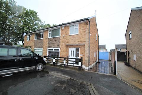 3 bedroom semi-detached house for sale - Pirie Close, Kings Park, BD2