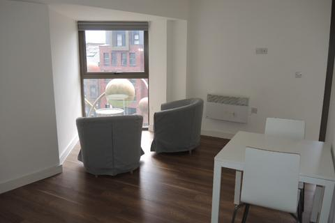 Studio to rent - Nation Way, City Centre, Liverpool, L1 4LB