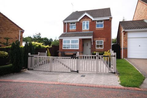 3 bedroom detached house for sale - Inglenook Close, Crook