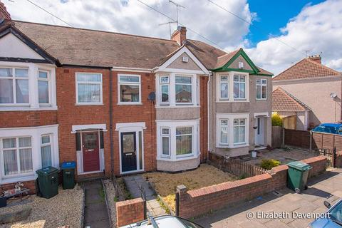 3 bedroom terraced house for sale - William Bristow Road, Cheylesmore, Coventry