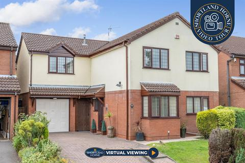 5 bedroom detached house for sale - New Ash Drive, Allesley Green, Coventry
