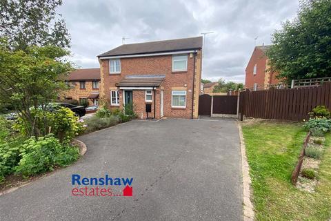 2 bedroom semi-detached house for sale - Atherton Road, Ilkeston, Derbyshire