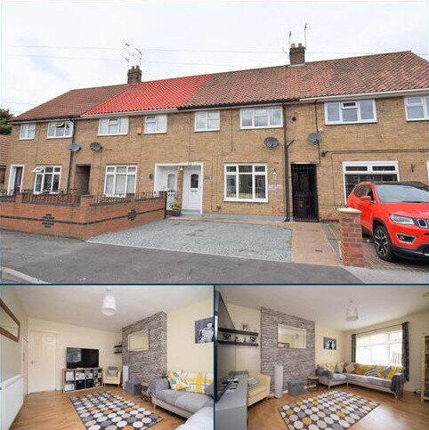 4 bedroom terraced house for sale - Lymington Garth, Hull