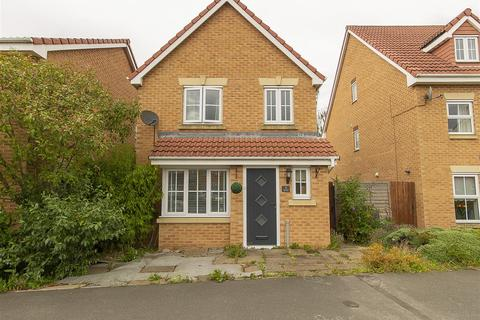 3 bedroom detached house for sale - Trevorrow Crescent, Chesterfield