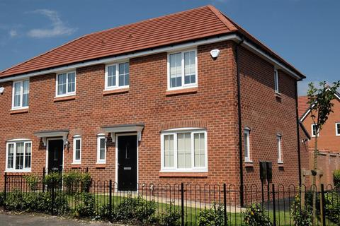 3 bedroom semi-detached house to rent - Upper Camp Street, Salford
