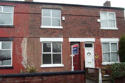 2 bedroom terraced house to rent - Hallsville Road, Levenshulme