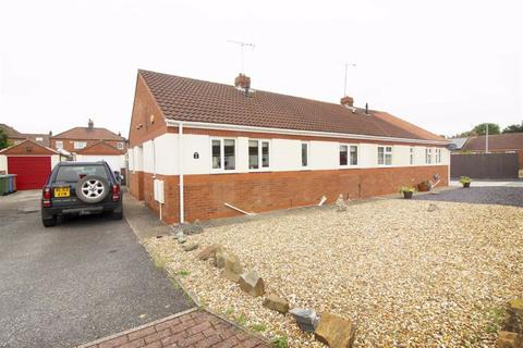 2 bedroom semi-detached bungalow for sale - New Walk Close, Driffield, East Yorkshire