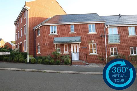 3 bedroom semi-detached house to rent - Walsingham Road, Kings Heath, Exeter