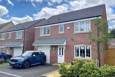 5 bedroom detached house for sale - Duddy Road, Disley, Stockport, Cheshire