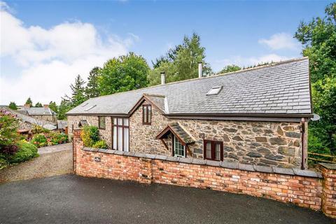4 bedroom barn conversion for sale - Llanfyllin