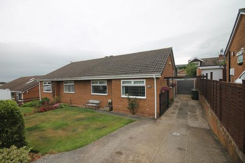 2 bedroom semi-detached bungalow for sale - Woodley Grove, Ormesby, Middlesbrough