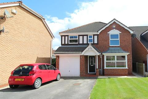 4 bedroom detached house for sale - Sycamore Close, Hessle