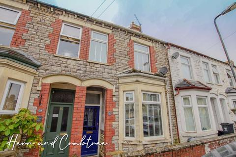 3 bedroom terraced house for sale - Aldsworth Road, Canton, Cardiff