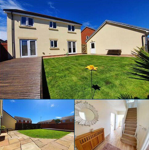 3 bedroom detached house for sale - Beauchamp Walk, Gorseinon, Swansea