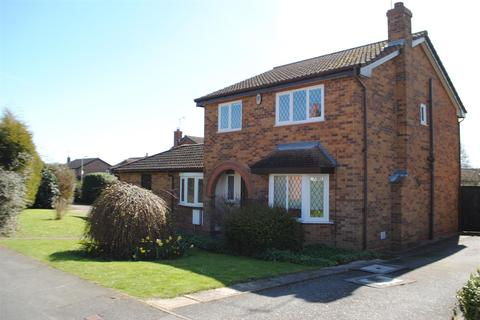 4 bedroom detached house to rent - Smithy Way, Shepshed