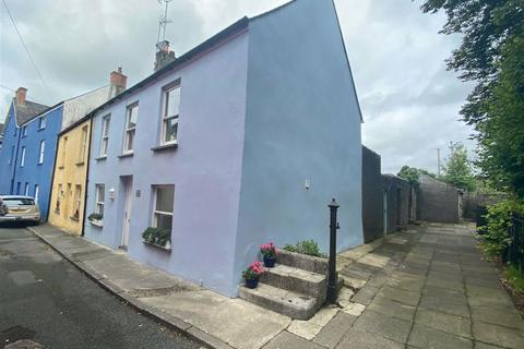 3 bedroom end of terrace house for sale - Church Lane, Haverfordwest