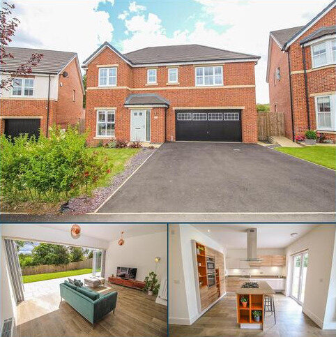 5 bedroom detached house for sale - Greenbrook Drive, East Rainton, Houghton Le Spring